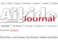 Akidojournal.de, Deutsches Aikido-Magazin